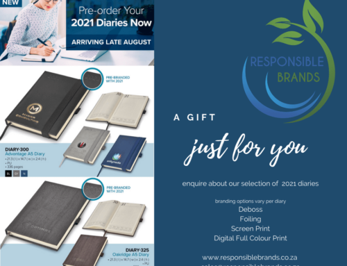 Branded Company 2021 Diaries